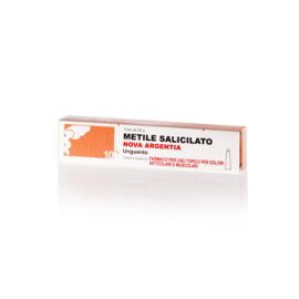 METILE SALICILATO*UNG 30G ARG