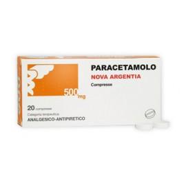 PARACETAMOLO FFC*MYL*20CPR 500MG
