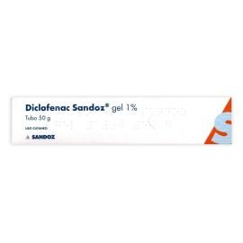 DICLOFENAC SAND*GEL  50 G