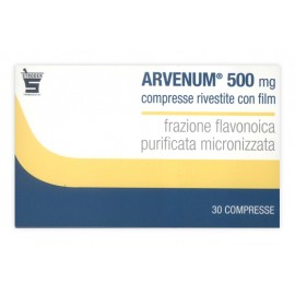 ARVENUM 500*30 CPR 500 MG