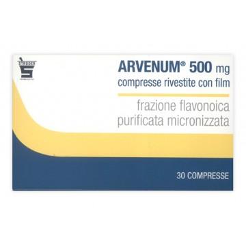 ARVENUM 500*30 CPR 500 MG