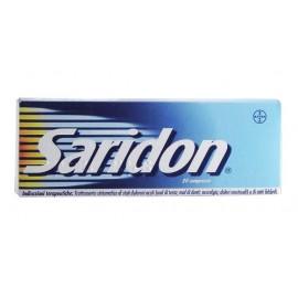 SARIDON*20CPR C/CAFFEINA