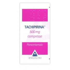 TACHIPIRINA*10CPR 500MG