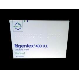 RIGENTEX*30 CPS MOLLI 400 UI