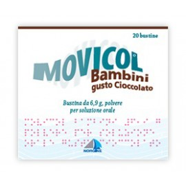 MOVICOL *BB 20 BUSTE 6,9G CIOCCO