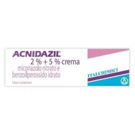 ACNIDAZIL*CREMA 30 G