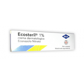 ECOSTERIL*CREMA DERM. 30G 1%