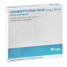 CONNETTIVINA PLUS*10GAR10X10