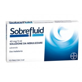 SOBREFLUID*SOL NEBUL 10F 3ML40MG