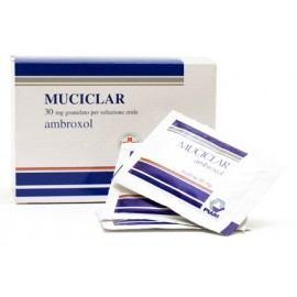 MUCICLAR*AD OS 30 BUST. 30MG