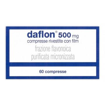 DAFLON *60CPR RIV 500MG