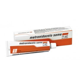 METRONIDAZOLO SAME*GEL 30G1%