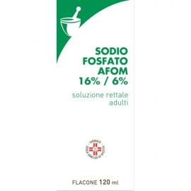 FOSFATO SODICO AFO*CLISMA 120ML