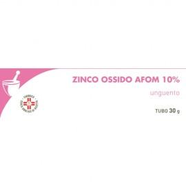 ZINCO OSSIDO AFOM*UNG 30G