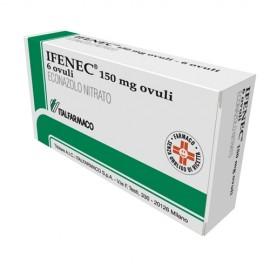 IFENEC 6 OVULI VAG 150MG