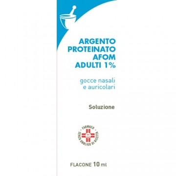 ARGENT P AFOM*1% 10ML