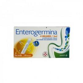 ENTEROGERMINA-OS 20FL 4MLD/5ML