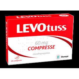 LEVOTUSS*20CPR 60MG