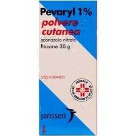 PEVARYL*POLV. CUT. 30 G  1%