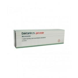 DAKTARIN*GEL ORALE 80G 2%