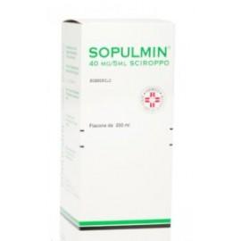 SOPULMIN*SCIR 200ML 0,8G/100ML