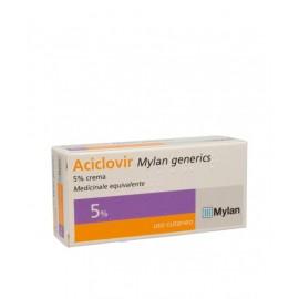 ACICLOVIR MGI*CREMA 3 G 5%