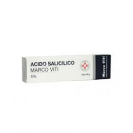 SALICILICO 5% UNG 30GR VITI