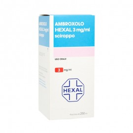 AMBROXOLO HEX*SCIR. 250 ML