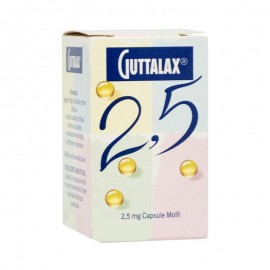GUTTALAX*2,5 30 CPS MOLLI