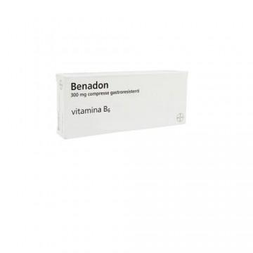 BENADON*10CPR 300MG