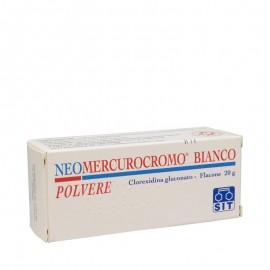 NEOMERCUROCROMO BIANCO*POLV20G